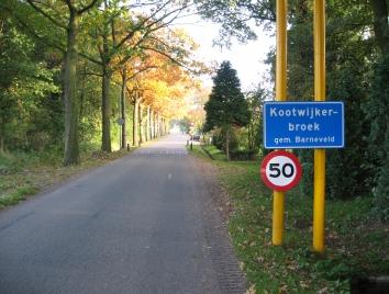 Garderbroekerweg Kootwijkerbroek