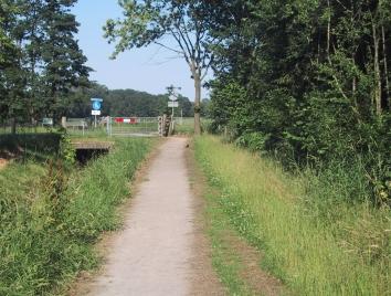 Wallenborchpad Drieënhuizerweg